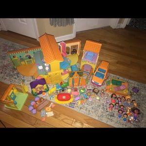 Other - Dora the Explorer house lot